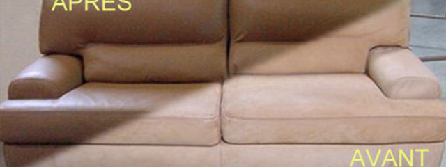 R novation de canap et fauteuil en cuir art strasbourg - Nettoyage nubuck canape ...