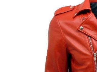 Renover veste cuir noir
